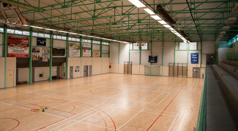 Salle de sports Salbris