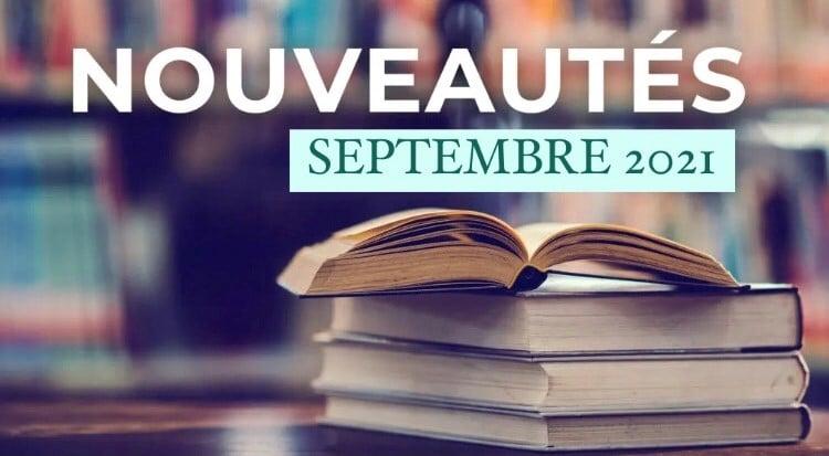 nouveautés littéraires septembre